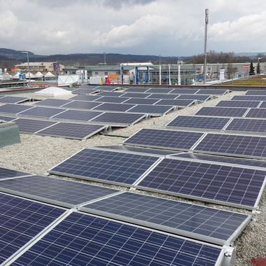 Auto Lang AG Frauenfeld 29.64kWp
